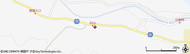 大分県国東市武蔵町吉広320周辺の地図