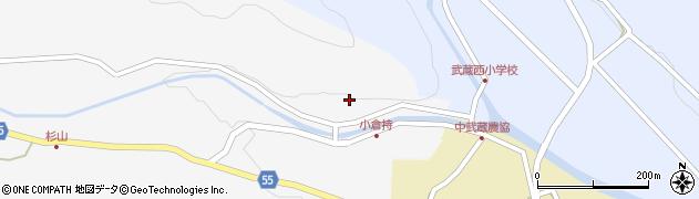大分県国東市武蔵町吉広52周辺の地図