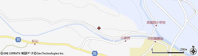 大分県国東市武蔵町吉広39周辺の地図