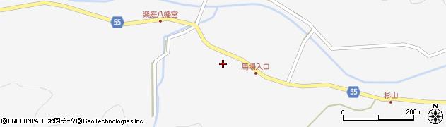 大分県国東市武蔵町吉広779周辺の地図
