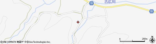 大分県国東市武蔵町吉広1208周辺の地図