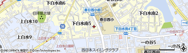 パンの家KIRARA周辺の地図