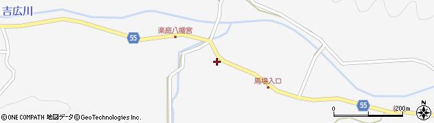 大分県国東市武蔵町吉広785周辺の地図