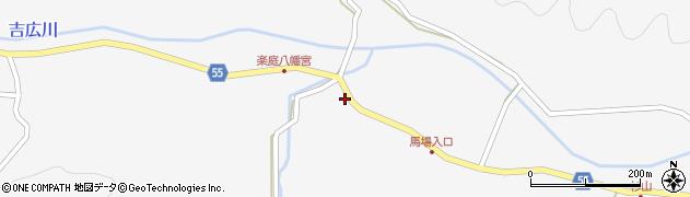 大分県国東市武蔵町吉広829周辺の地図