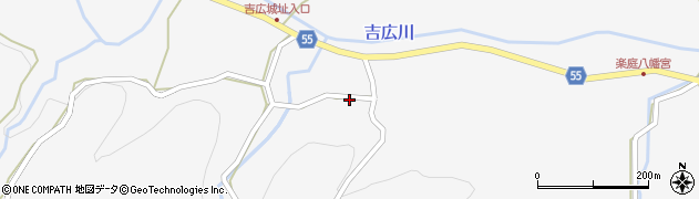 大分県国東市武蔵町吉広1147周辺の地図