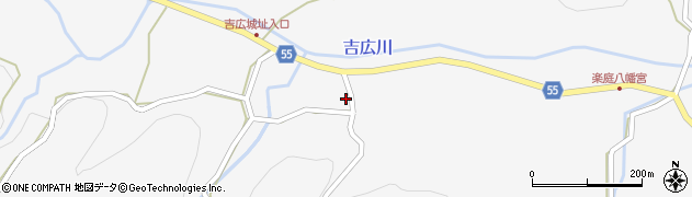 大分県国東市武蔵町吉広1144周辺の地図
