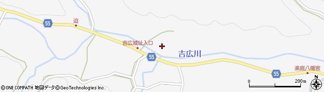 大分県国東市武蔵町吉広889周辺の地図