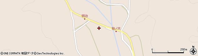 大分県国東市安岐町明治4793周辺の地図