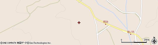 大分県国東市安岐町明治3827周辺の地図