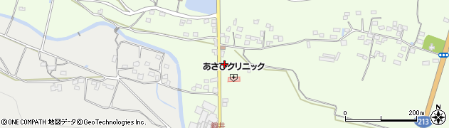 大分県国東市国東町綱井周辺の地図
