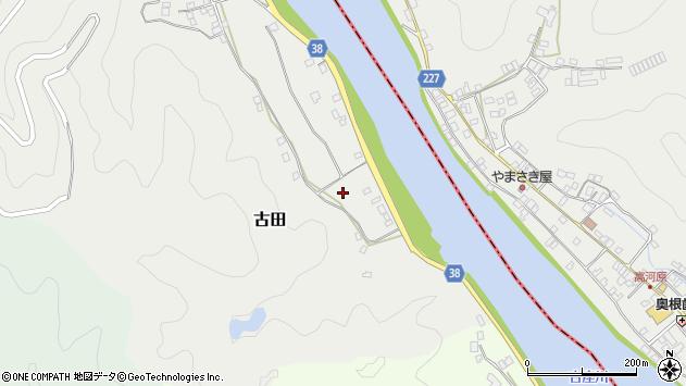 〒649-4121 和歌山県東牟婁郡串本町古田の地図