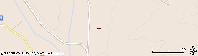 大分県国東市安岐町明治2878周辺の地図
