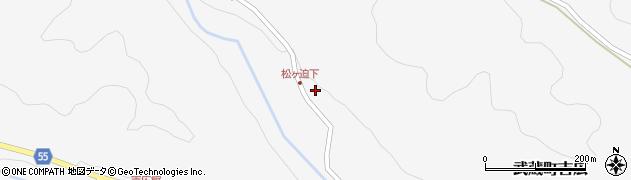大分県国東市武蔵町吉広1757周辺の地図
