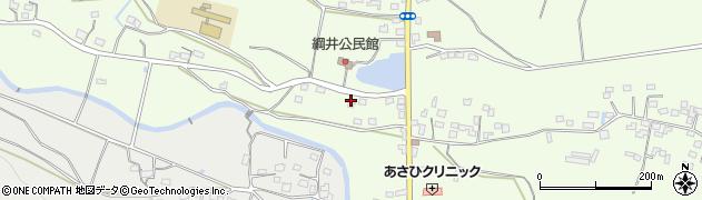 大分県国東市国東町綱井1974周辺の地図