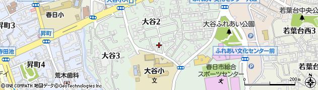 株式会社創和電設周辺の地図