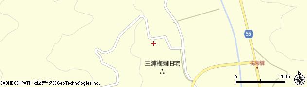 大分県国東市安岐町富清2689周辺の地図