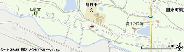 大分県国東市国東町綱井2061周辺の地図
