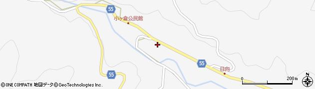 大分県国東市武蔵町吉広3208周辺の地図