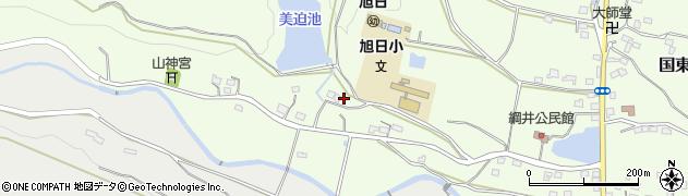大分県国東市国東町綱井2070周辺の地図