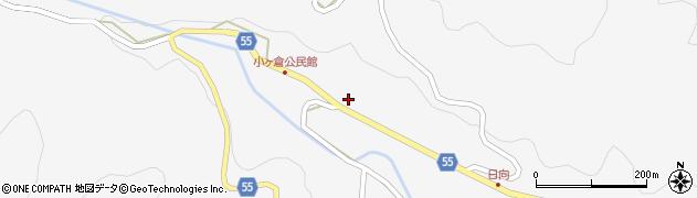 大分県国東市武蔵町吉広3205周辺の地図
