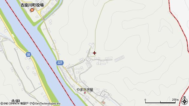 〒649-4104 和歌山県東牟婁郡古座川町高池の地図