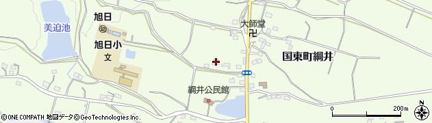 大分県国東市国東町綱井1843周辺の地図
