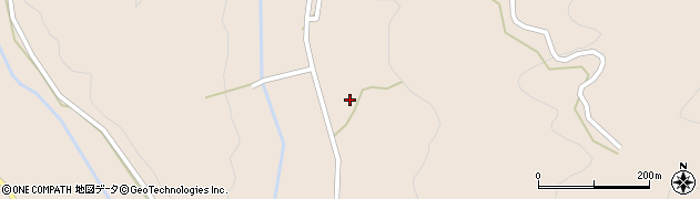 大分県国東市安岐町明治2805周辺の地図