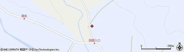 大分県国東市武蔵町麻田1499周辺の地図