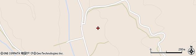 大分県国東市安岐町明治2784周辺の地図