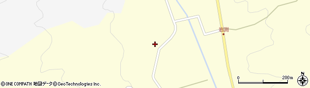 大分県国東市安岐町富清2736周辺の地図