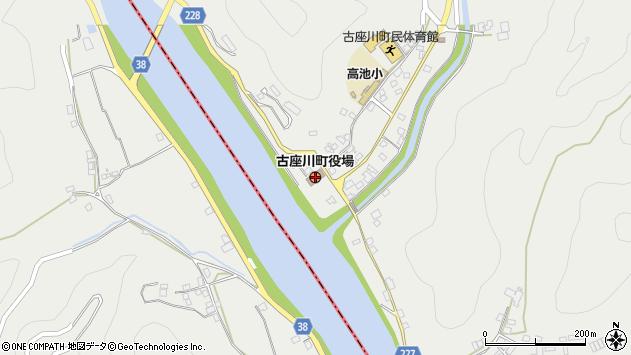 〒649-4100 和歌山県東牟婁郡古座川町(以下に掲載がない場合)の地図