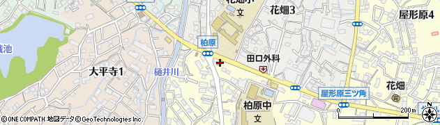 福岡市役所 地域包括支援センター南第7いきいきセンターふくおか周辺の地図