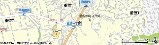ソフトバンク 野芥周辺の地図