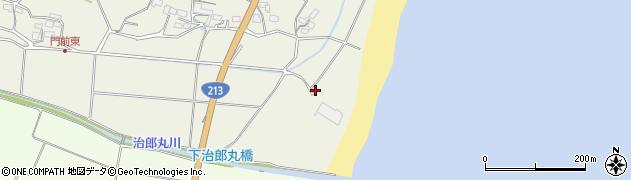 大分県国東市国東町治郎丸4周辺の地図