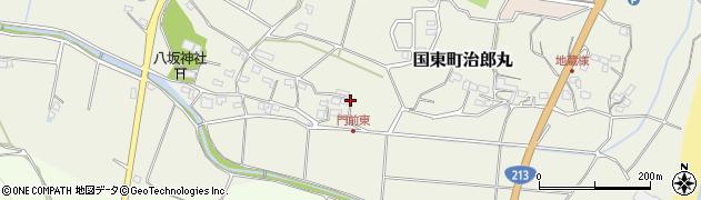 大分県国東市国東町治郎丸670周辺の地図