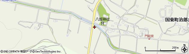 大分県国東市国東町治郎丸1015周辺の地図