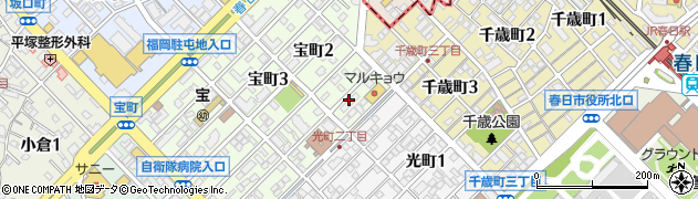 河津工業周辺の地図