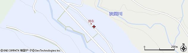 大分県国東市武蔵町麻田2027周辺の地図