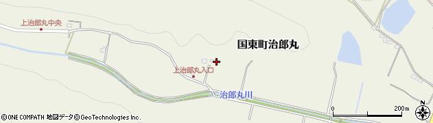 大分県国東市国東町治郎丸1160周辺の地図