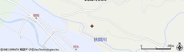 大分県国東市武蔵町狭間692周辺の地図