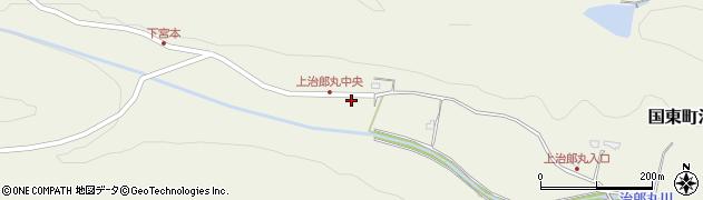 大分県国東市国東町治郎丸1426周辺の地図