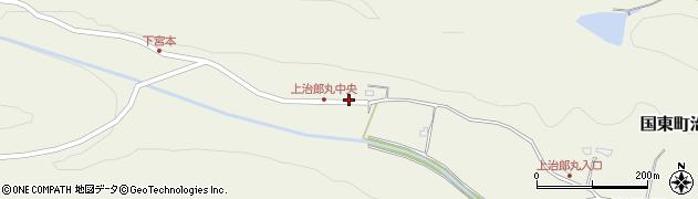 大分県国東市国東町治郎丸1424周辺の地図
