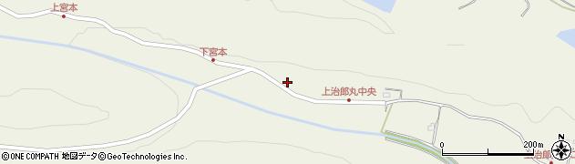 大分県国東市国東町治郎丸1470周辺の地図