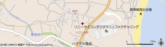 大分県国東市国東町小原3805周辺の地図