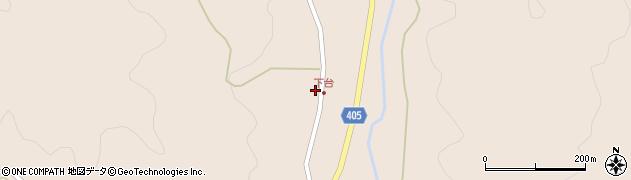 大分県国東市安岐町明治379周辺の地図