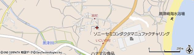 大分県国東市国東町小原3797周辺の地図