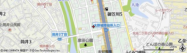特殊車輌販売周辺の地図