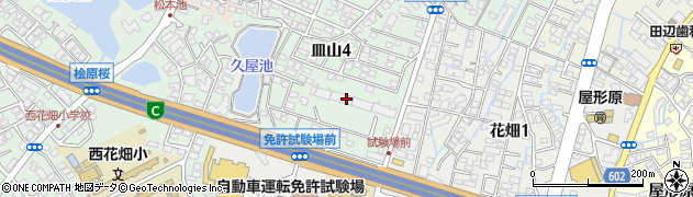 藤和ライブタウン周辺の地図