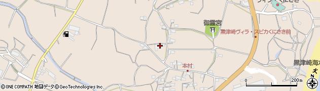大分県国東市国東町小原3544周辺の地図