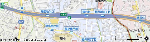 株式会社コーケーセキュリティ周辺の地図